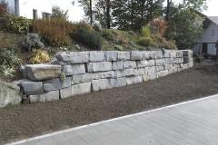 Garten- und Landschaftsbau / Natursteinmauer / Trockenmauer